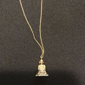 🌈3/$45🌈 Juicy Couture Buddha wish necklace
